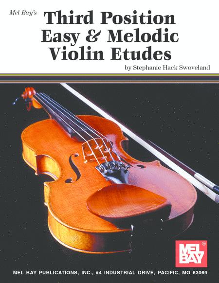 Third Position Easy & Melodic Violin Etudes