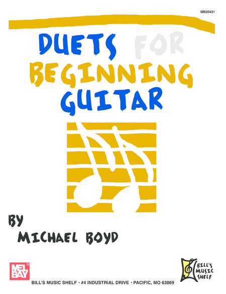 Duets for Beginning Guitar