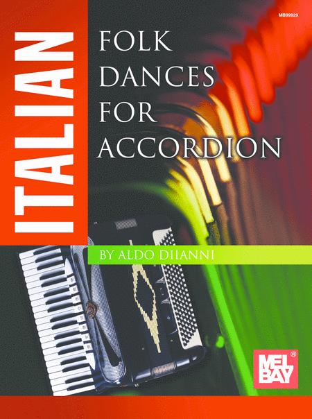 Italian Folk Dances for Accordion