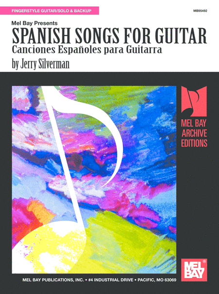 Spanish Songs for Guitar