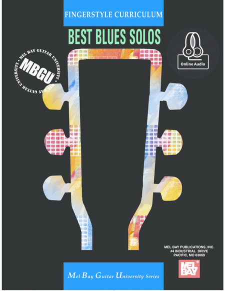 MBGU Fingerstyle Curriculum: Best Blues Solos