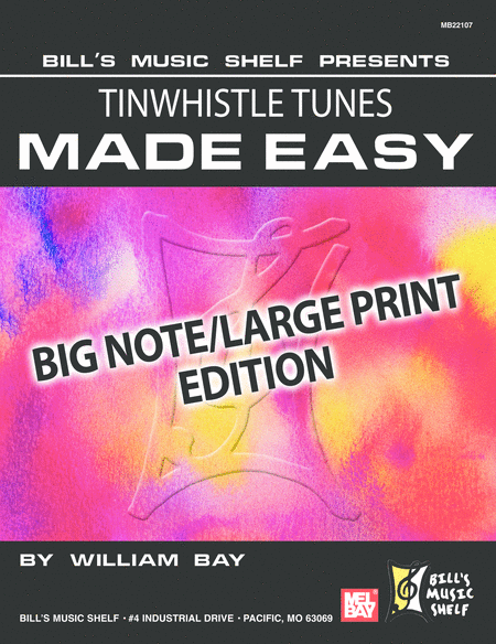 Tinwhistle Tunes Made Easy