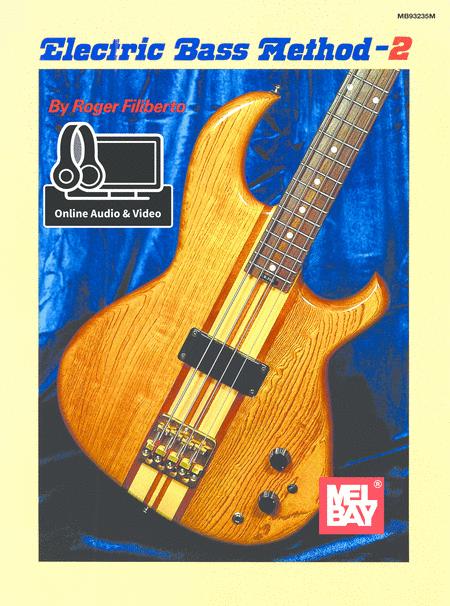 Electric Bass Method Volume 2