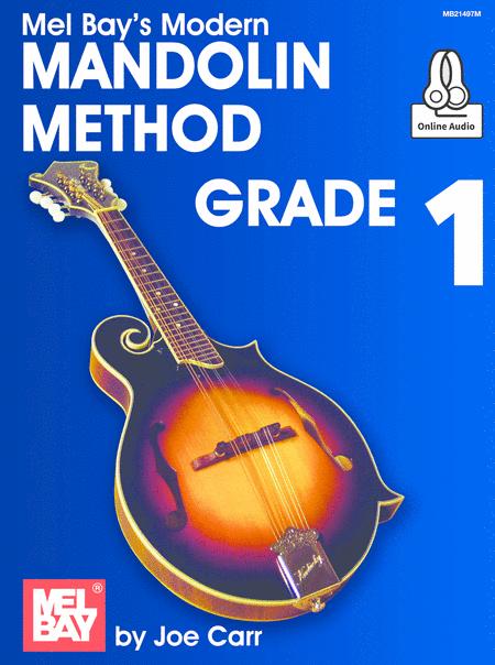 Modern Mandolin Method Grade 1