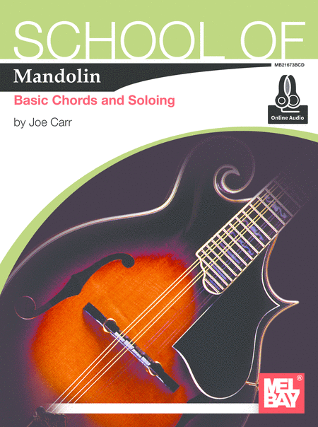School of Mandolin: Basic Chords and Soloing