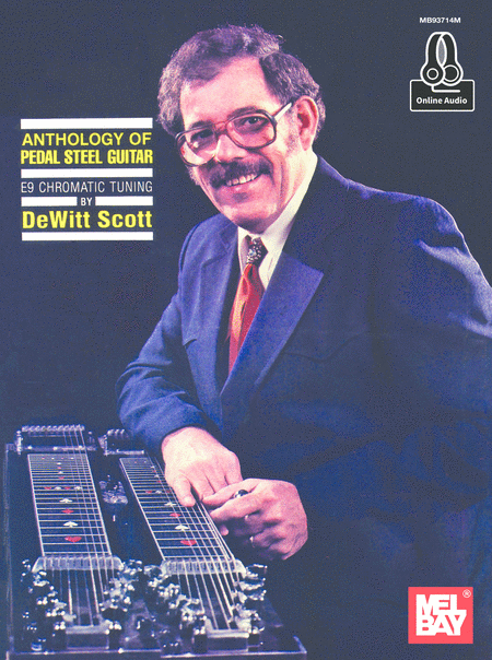 Anthology of Pedal Steel Guitar