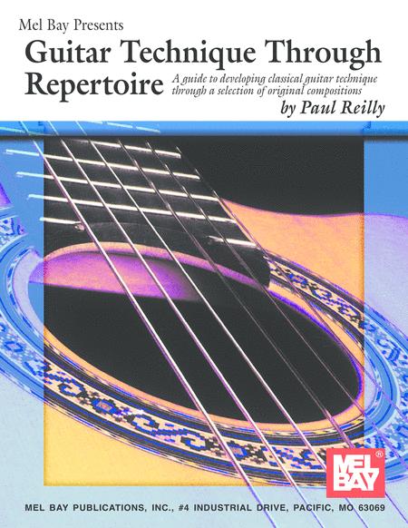 Guitar Technique through Repertoire