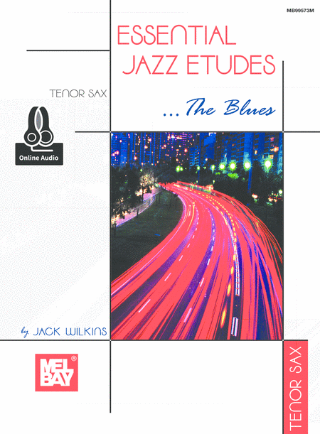 Essential Jazz Etudes...The Blues - Tenor Sax