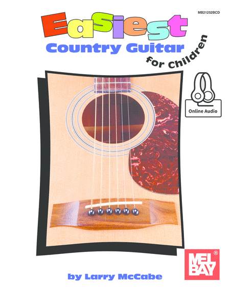 Easiest Country Guitar for Children