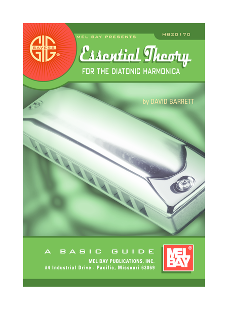 Gig Savers: Essential Theory for the Diatonic Harmonica
