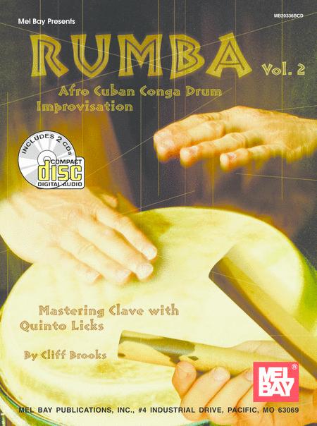 Rumba - Afro Cuban Conga Drum Improvisation, Volume 2
