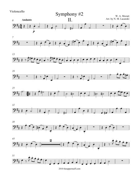 Symphony #2 Movement II.