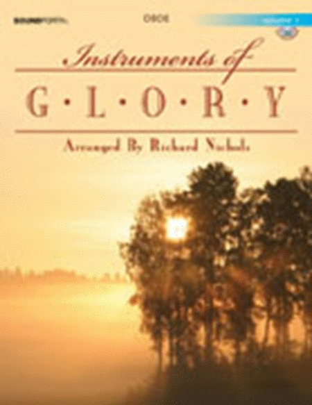 Instruments of Glory, Vol. 3 - Oboe Book and CD