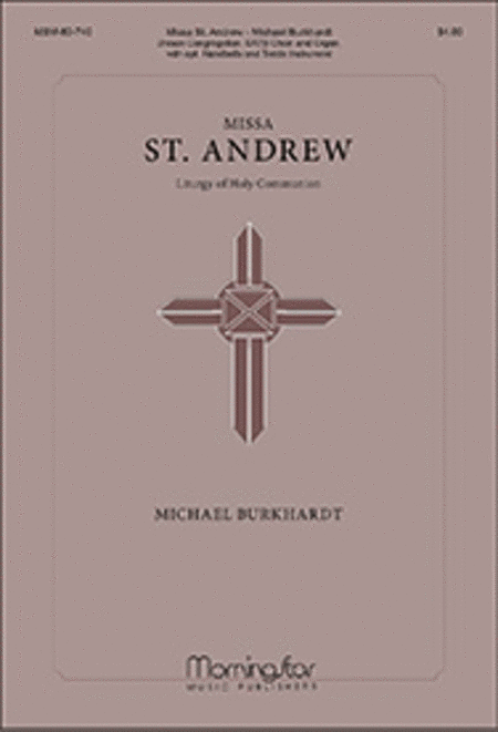 Missa St. Andrew (Choral Score)