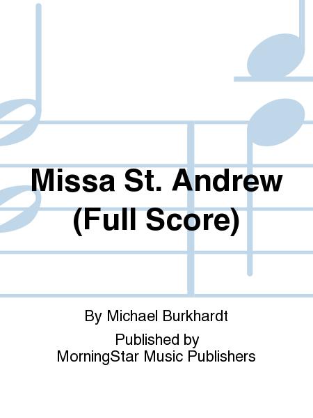Missa St. Andrew (Full Score)