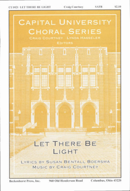 Let There Be Light (SATB)
