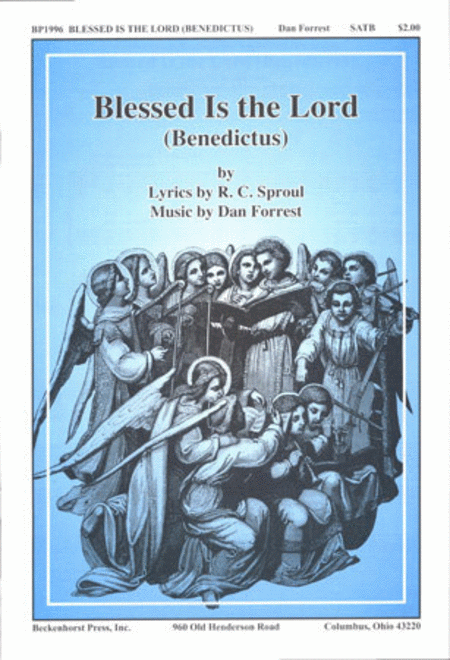 Blessed is the Lord