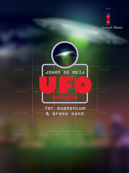 UFO Concerto (for Euphonium and Brass Band)