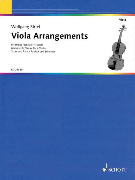 Viola Arrangements