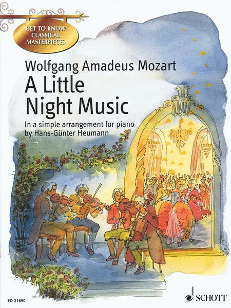Wolfgang Amadeus Mozart - A Little Night Music Sheet Music ...Wolfgang Amadeus Mozart Music List