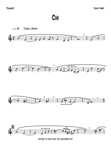 Chi - Trumpet Solo