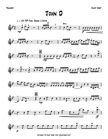 John D - Trumpet Solo