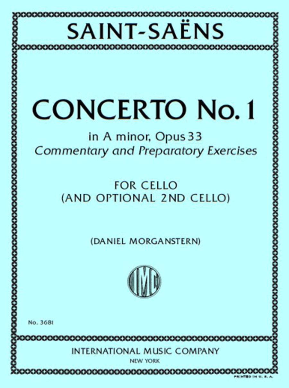 Concerto No. 1 in A minor, Opus 33