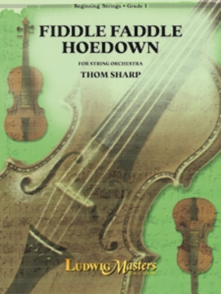 Fiddle Faddle Hoedown