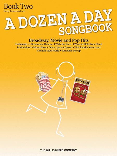 A Dozen A Day Songbook - Book 2