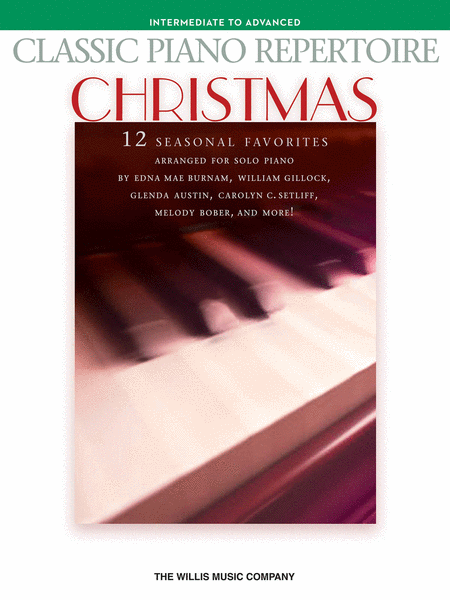 Classic Piano Repertoire - Christmas