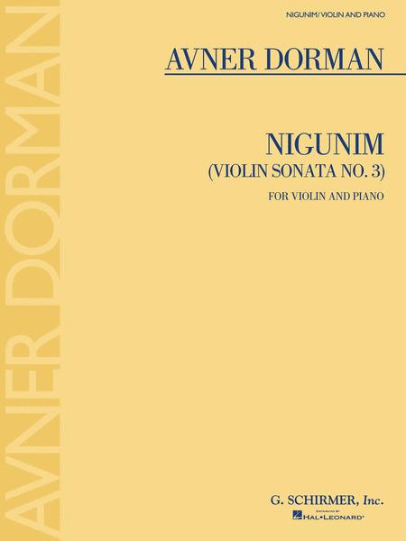 Nigunim (Violin Sonata No. 3)