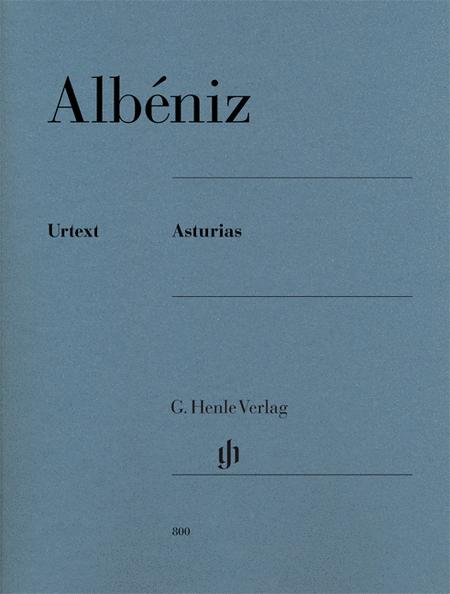 Isaac Albeniz - Asturias
