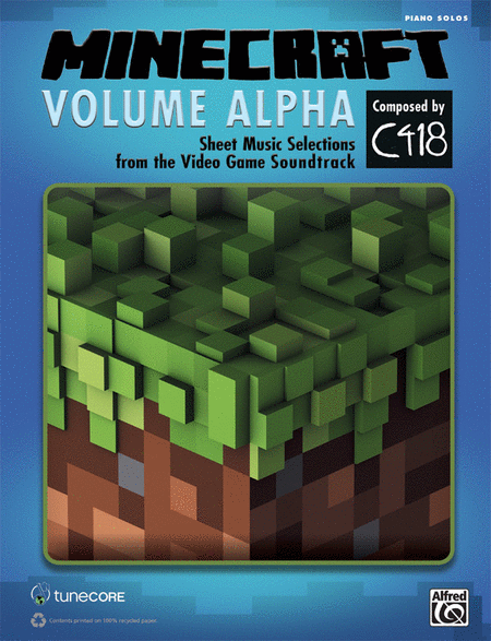Minecraft -- Volume Alpha