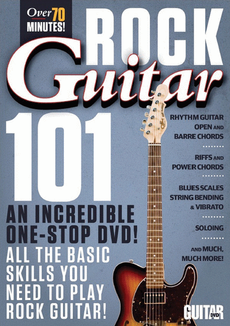 Guitar World -- Rock Guitar 101