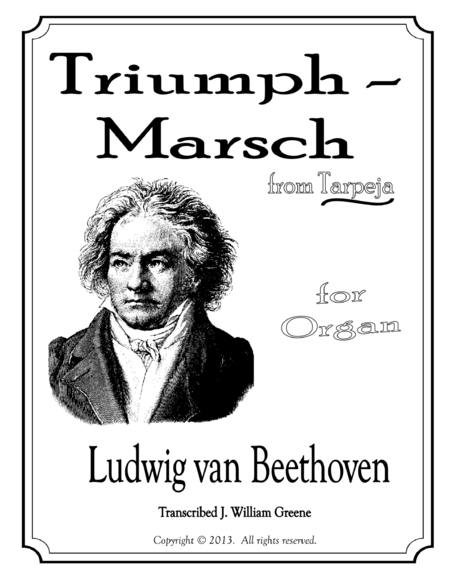 Triumph-Marsch from