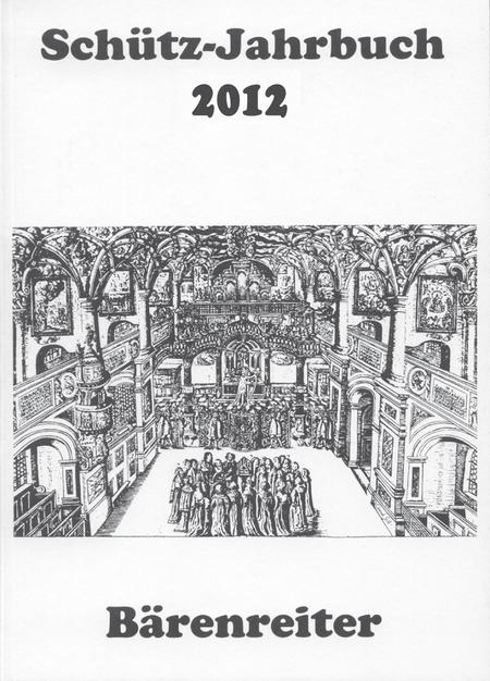 Schutz-Jahrbuch 2012, 34. Jahrgang