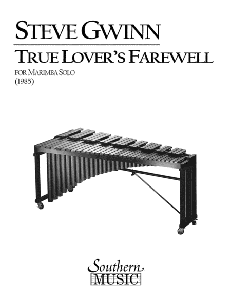 The True Lover's Farewell