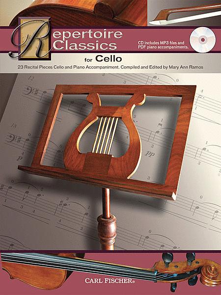 Repertoire Classics for Cello
