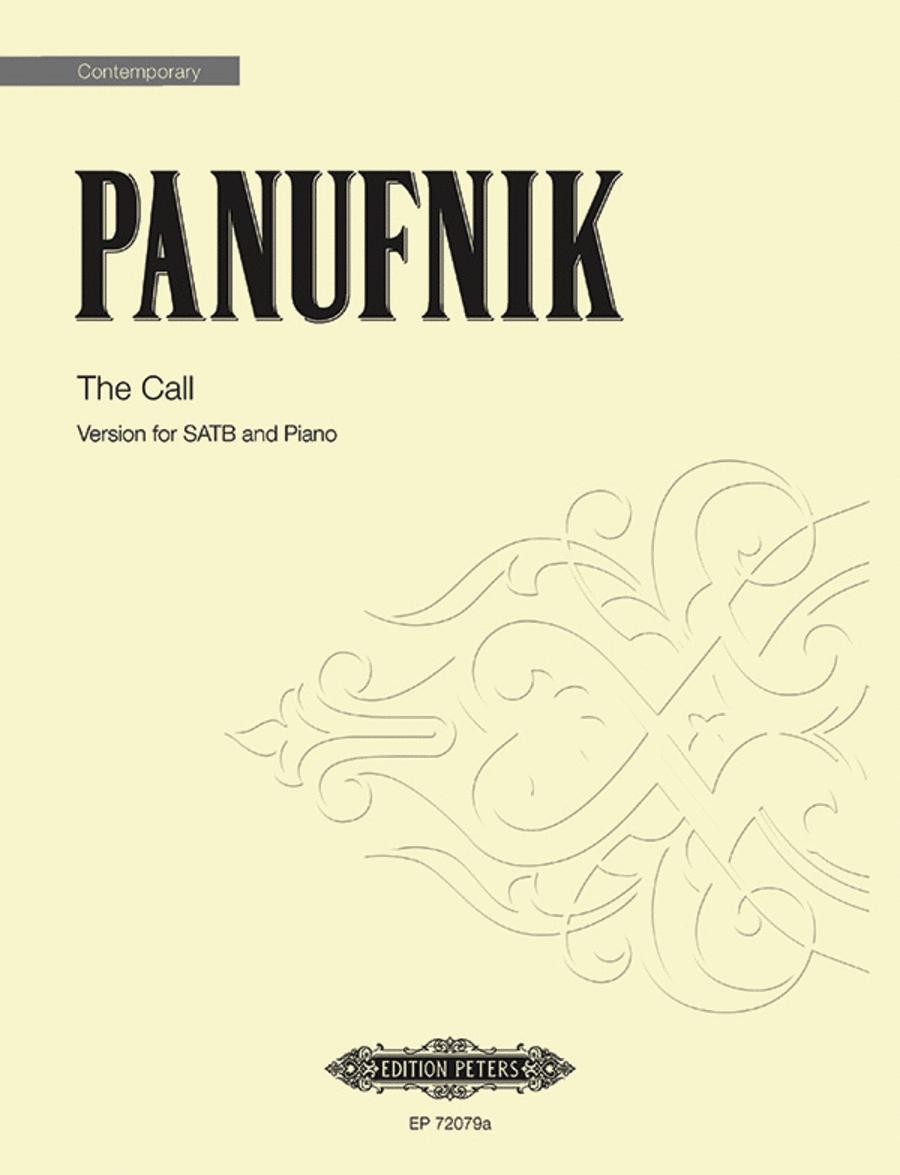 The Call (SSATBB Chorus & Piano - 2010)