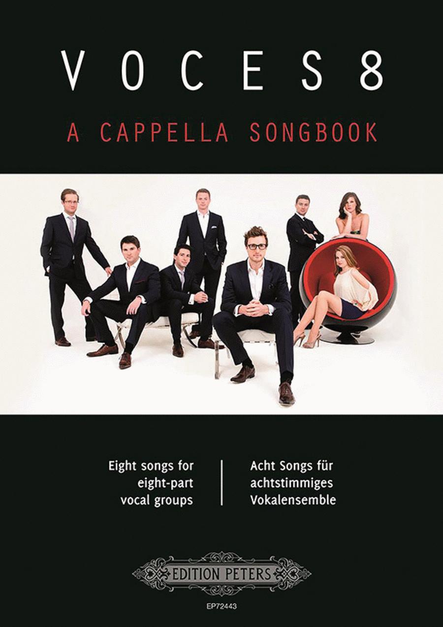 VOCES8 A Cappella Songbook (US Edition)