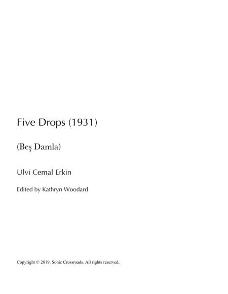 Five Drops (1931)