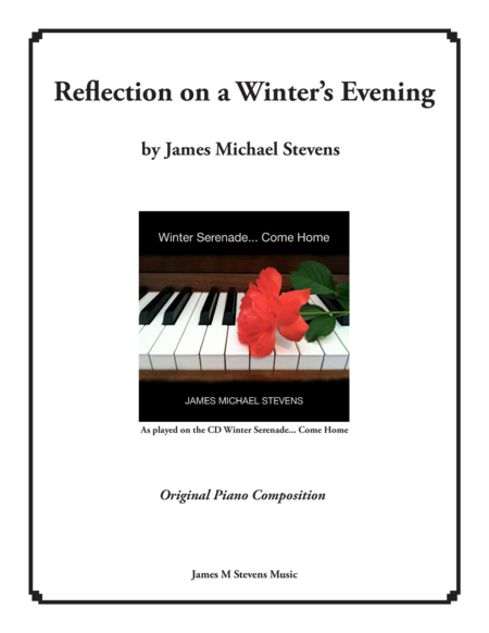 Reflection on a Winter's Evening