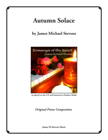 Autumn Solace