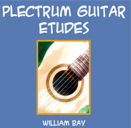 Plectrum Guitar Etudes
