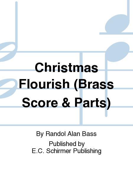 Christmas Flourish (Brass Score & Parts)
