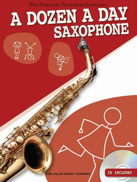 A Dozen a Day - Saxophone