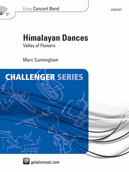 Himalayan Dances (Valley of Flowers)
