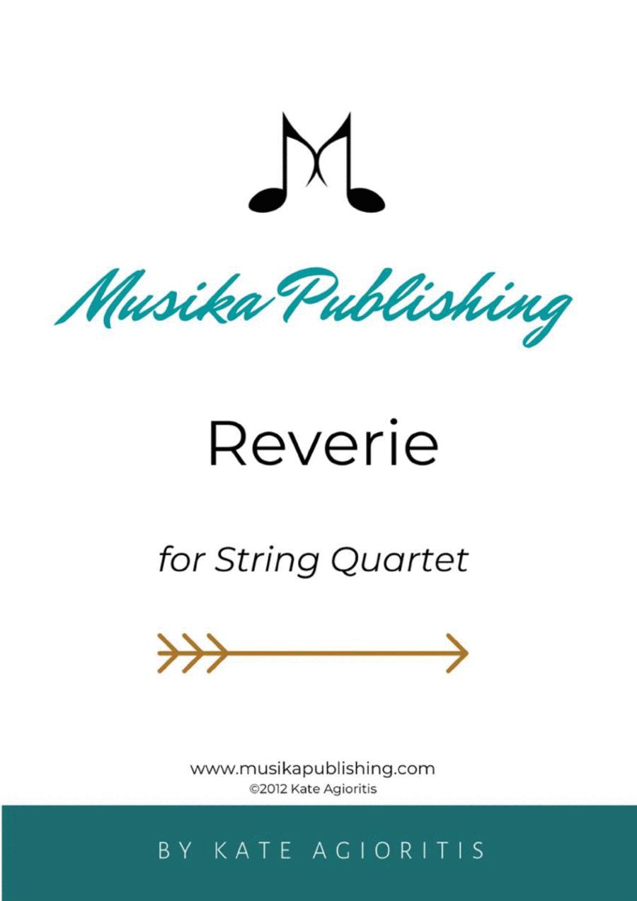 Autumn Wedding - for String Quartet