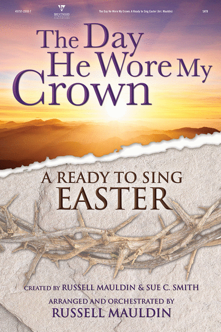 The Day He Wore My Crown Listening Cd (Ready To Sing)