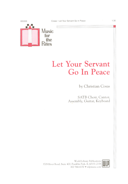 Let Your Servant Go In Peace